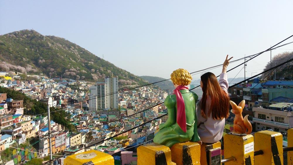 甘川洞文化村,小王子