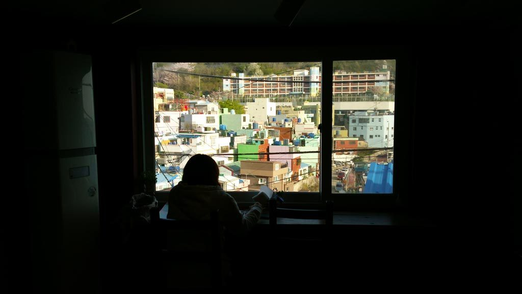 甘川洞文化村,咖啡小店