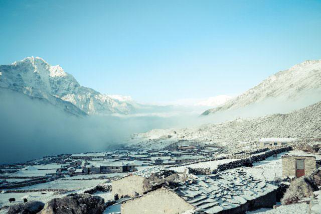 尼泊爾登山 - 島峰之役