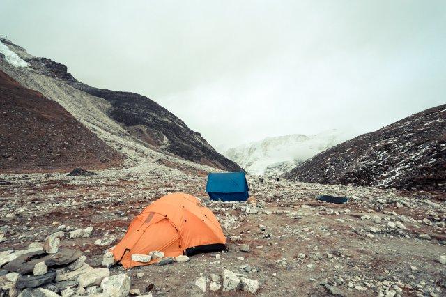 島峰大本營(Island Peak Base Camp)