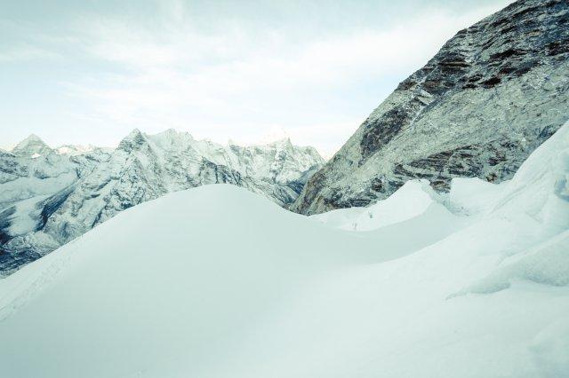 尼泊爾登山