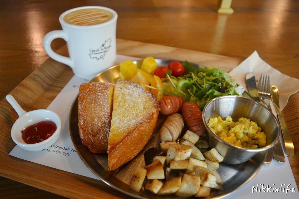釜山 All Day Breakfast