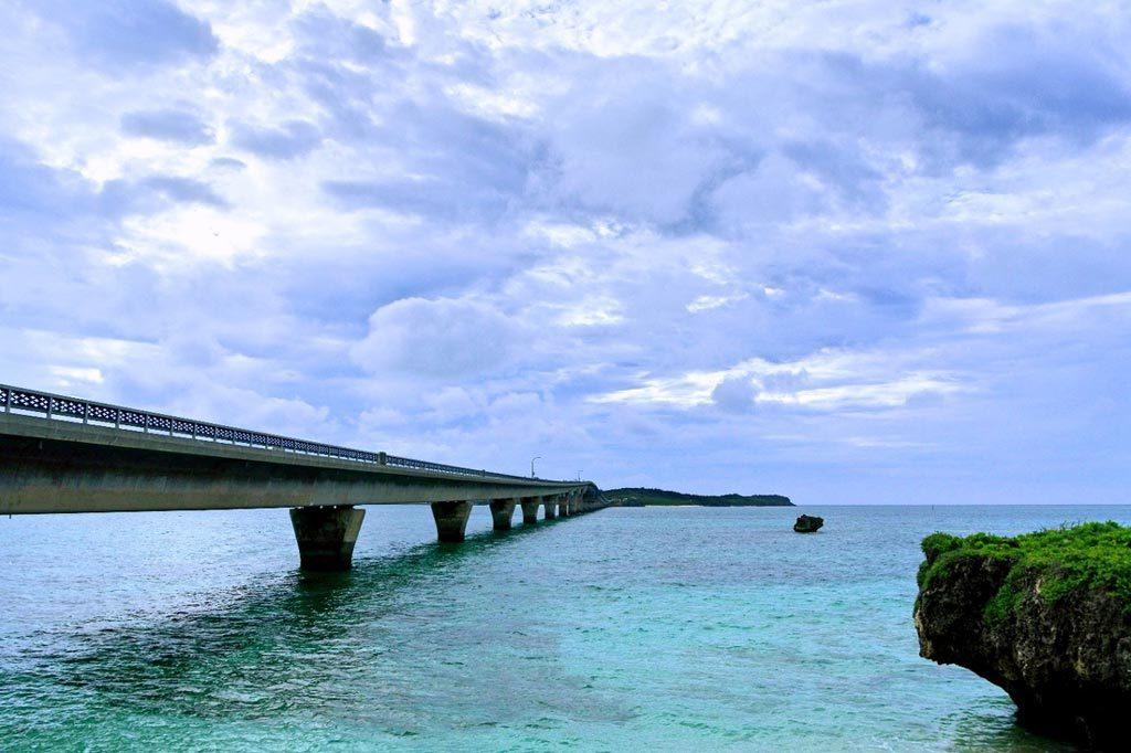 池間大橋全長1425米