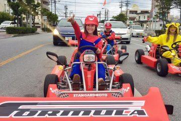 沖繩 mario car