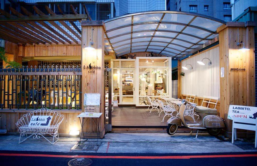 台中Labbito Café