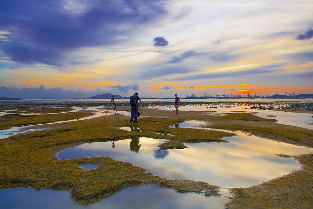 下白泥,香港日落好去處