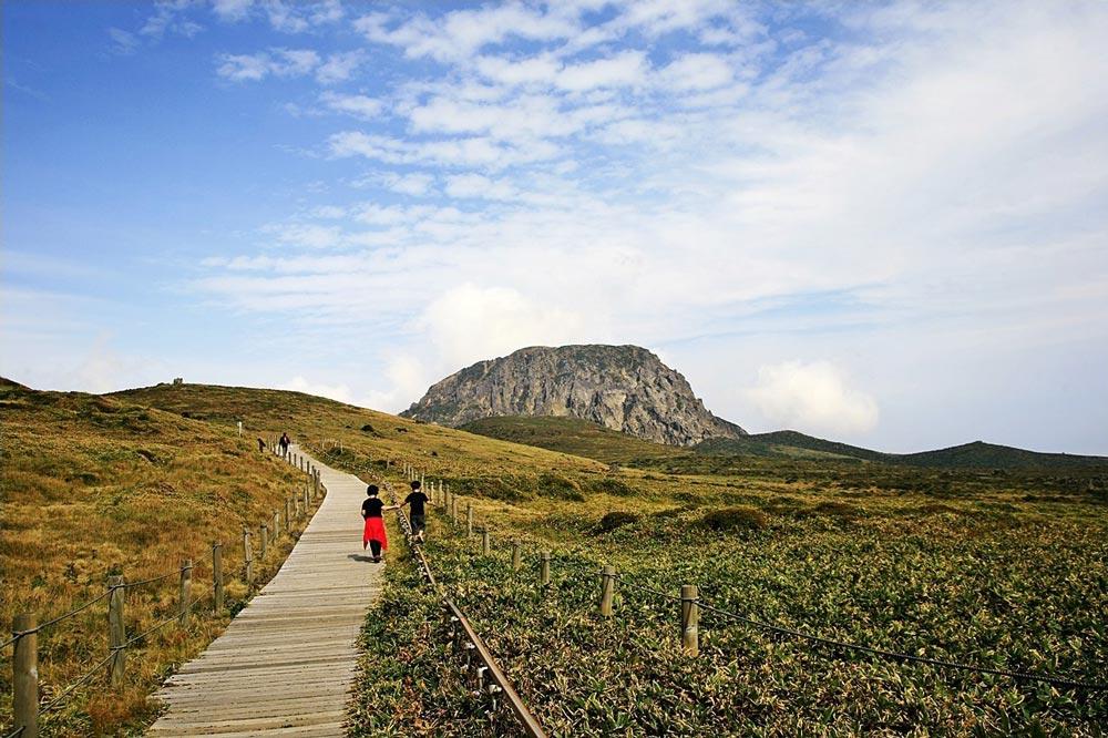 漢拏山登山路線