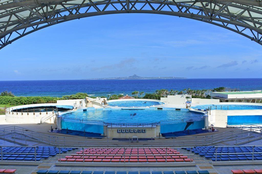 美麗海水族館劇場