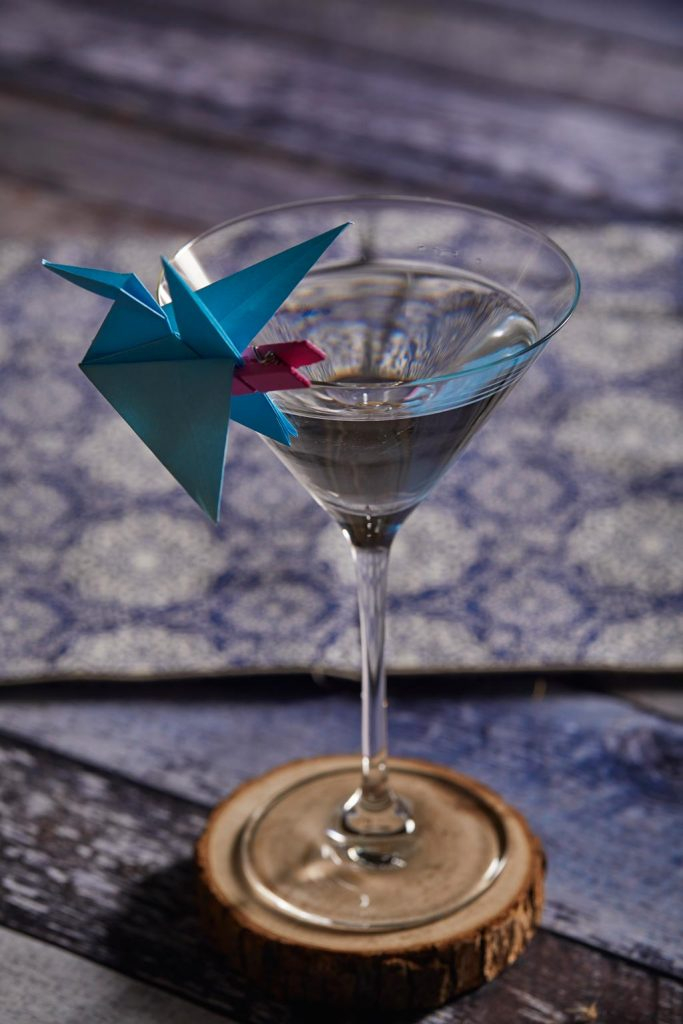 TokyoLima 皇牌推介 Sake Martini