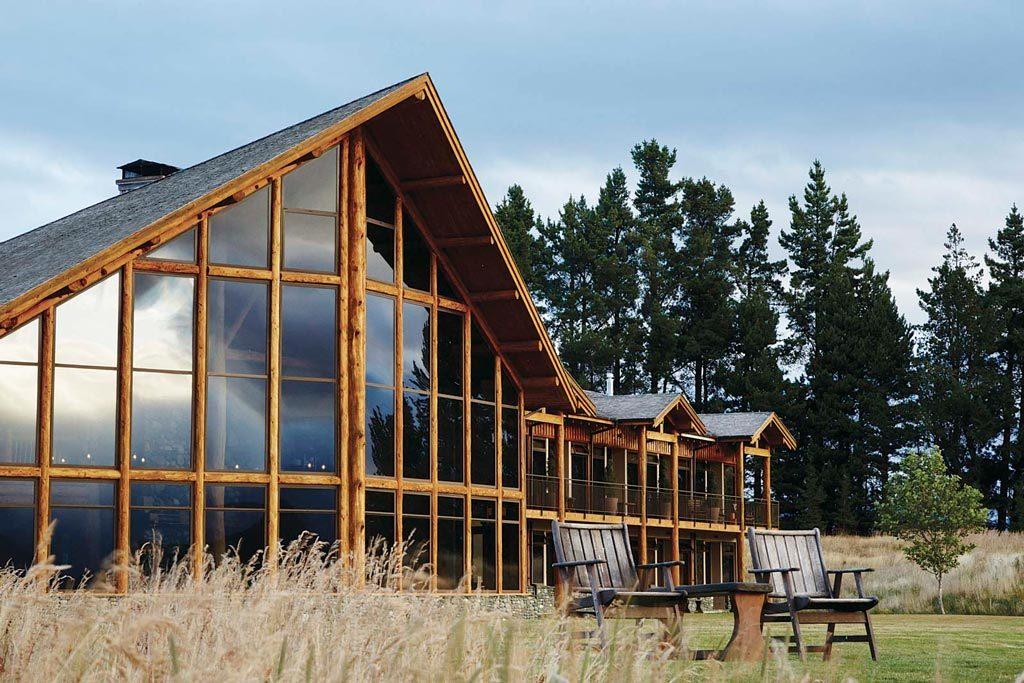 新西蘭旅遊住宿推薦 3:Fiordland Lodge 山莊