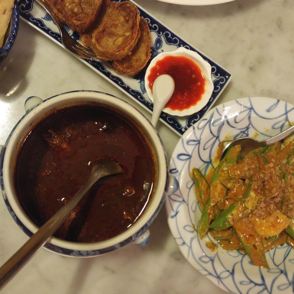 新加坡正宗娘惹菜