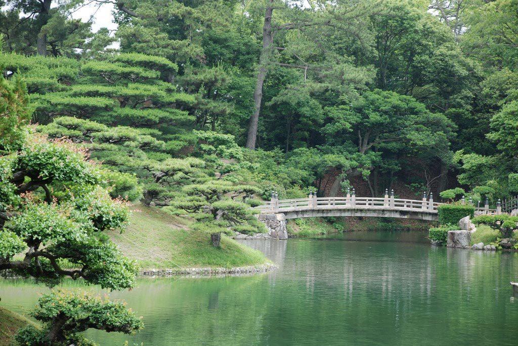 日本四國香川必去景點-栗林公園