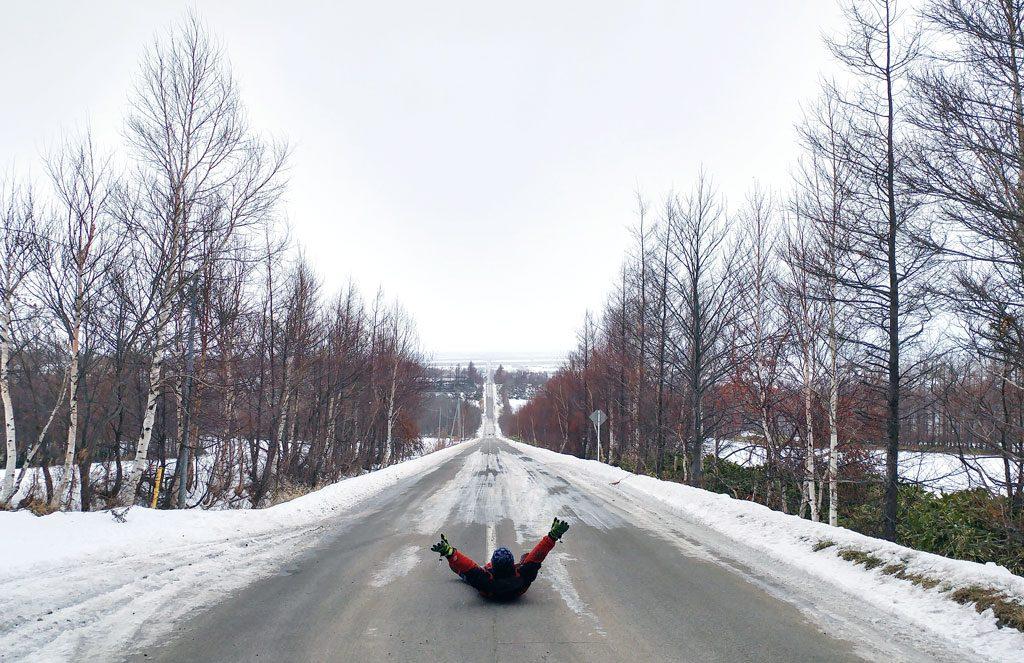 北海道東,天堂之路