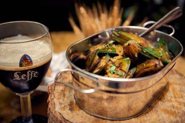 澳門喜來登金沙城中心大酒店-青口配比利時啤酒組合套餐