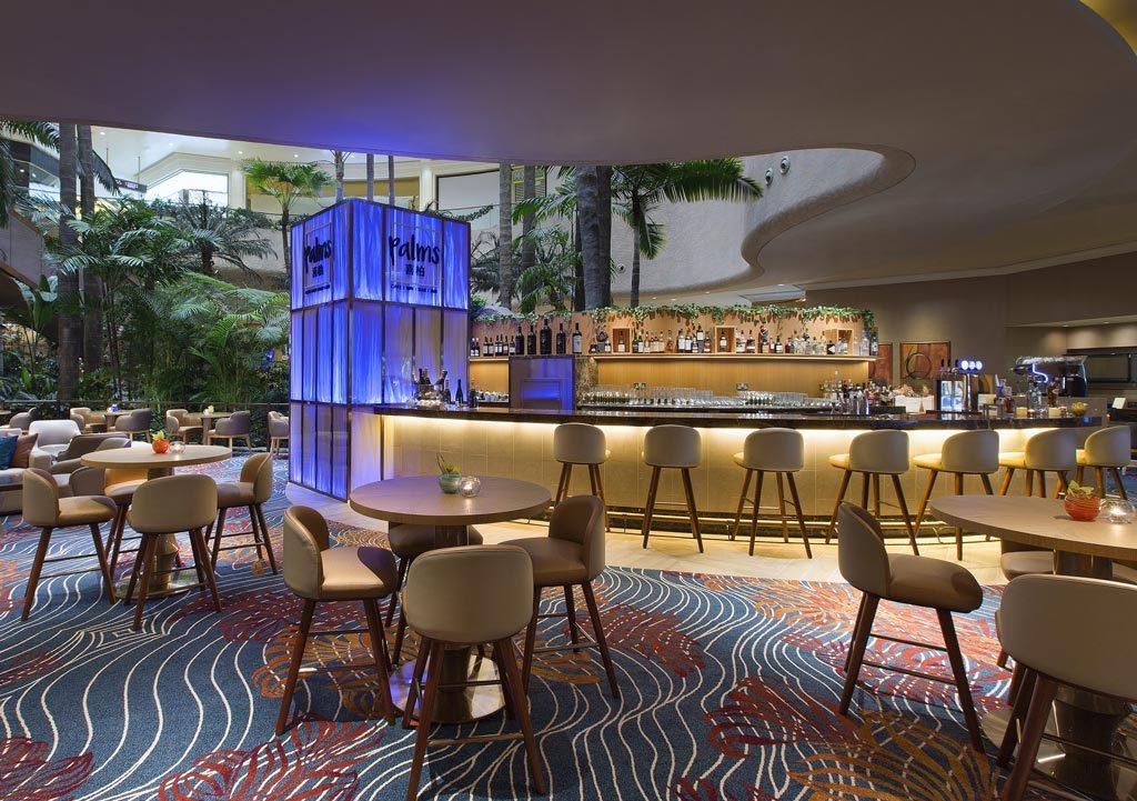 澳門喜來登金沙城中心大酒店喜柏咖啡酒廊