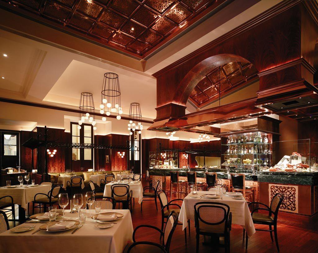 澳門美高梅寶雅座法國餐廳將再次聯同「法國五月美食薈」,於五月推出法國南部的特色美食菜單