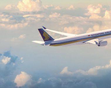 新航全新空中巴士 A350-900ULR (