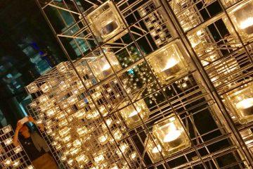 於日本大阪梅田的Nu茶屋町就連同區內不同的設施,於2018年6月1日舉辦一年一度的Candle Night
