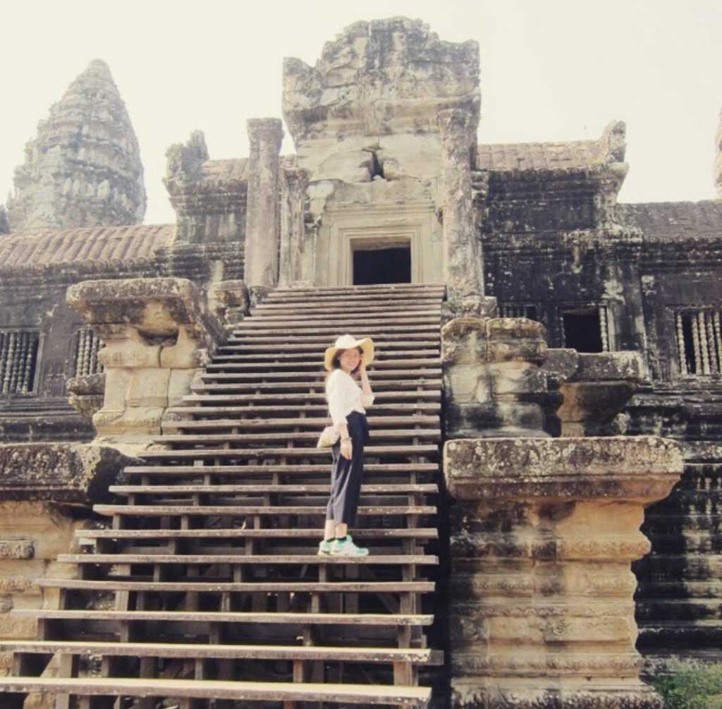 吳哥皇朝的年代曾經是高棉的全盛時期。