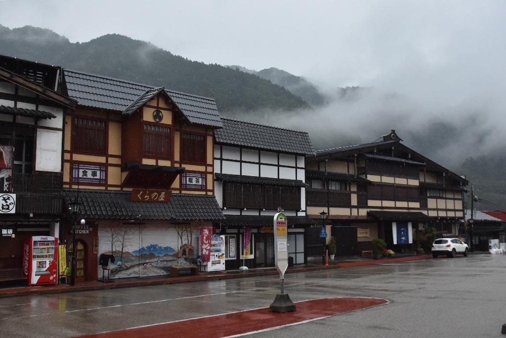 半個旅遊記者的故事-木曾福島