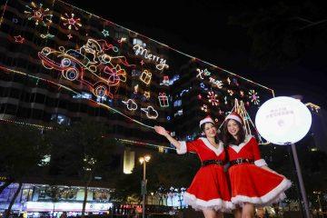 2019-聖誕燈飾-尖沙咀-閃爍尖東耀香江-第三十七年