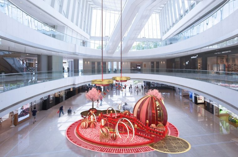2020-cny-hk-ifc-mall-The Courtyard-of-Harmony