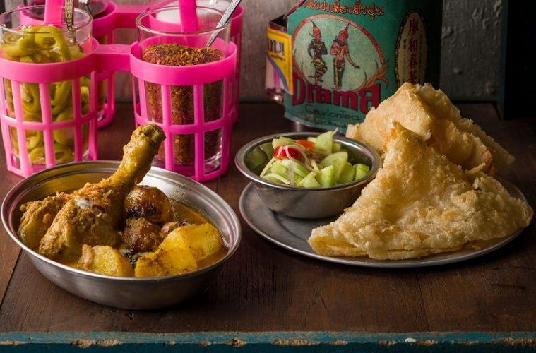 上環 Samsen Sheung Wan - Spiced yellow curry of chicken and potatoes