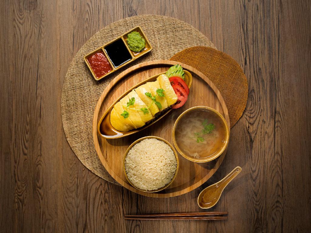 沙嗲軒-招牌海南雞飯-父親節2020