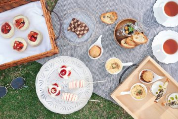 KerryHotelHK-picnic-afternoon-tea